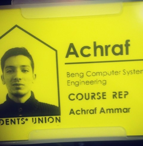 University of Essex - Course rep 2015